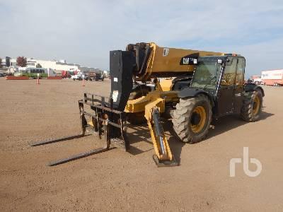 2013 CATERPILLAR TL1055C Telescopic Forklift