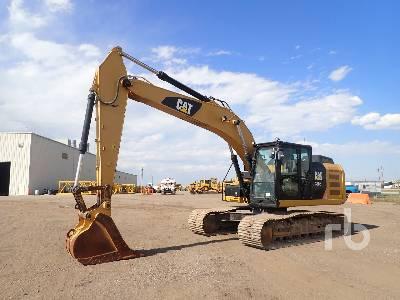 2013 CATERPILLAR 320E L Hydraulic Excavator