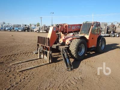 2010 JLG 10054 4x4x4 Telescopic Forklift