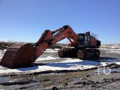 2005 HITACHI ZX800 Hydraulic Excavator Parts/Stationary Construction-Other