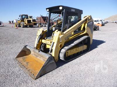GEHL RT210 Compact Track Loader