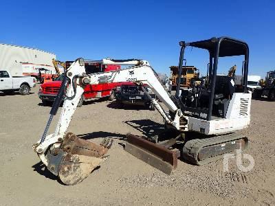 1997 BOBCAT 325 Mini Excavator (1 - 4.9 Tons)
