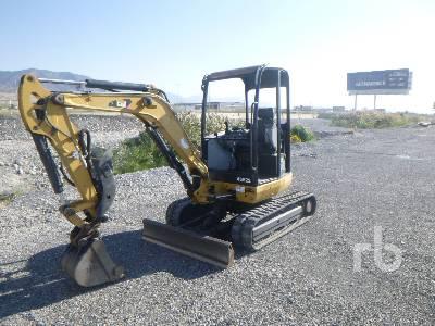 2016 CATERPILLAR 302.7D CR Mini Excavator (1 - 4.9 Tons)