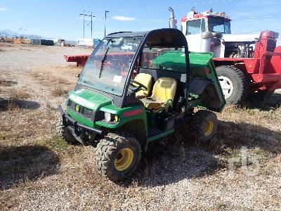 JOHN DEERE 4x4 Gator Parts/Stationary Construction-Other