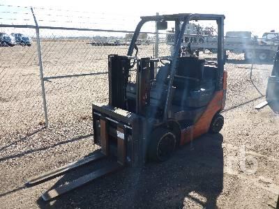 2011 TOYOTA 8FGCU20 Forklift