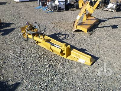 SAFETY-CAB D4C 72 In. Hydraulic Crawler Tractor Slope Board