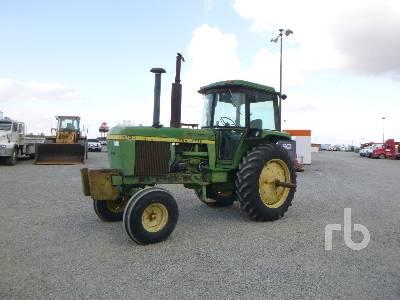 JOHN DEERE 4170 Utility Tractor