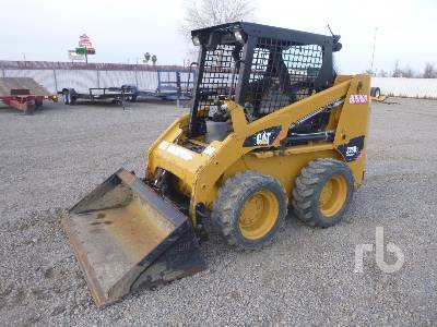 2012 CATERPILLAR 226B3 High Flow Skid Steer Loader