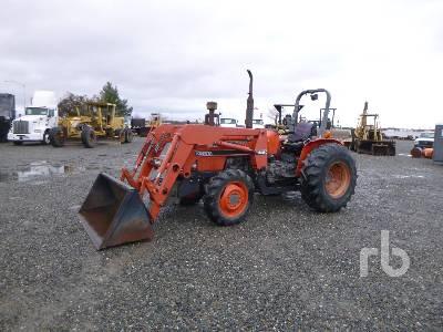 KUBOTA M7030DT 4WD Tractor