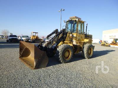 1992 CATERPILLAR IT18B Integrated Tool Carrier