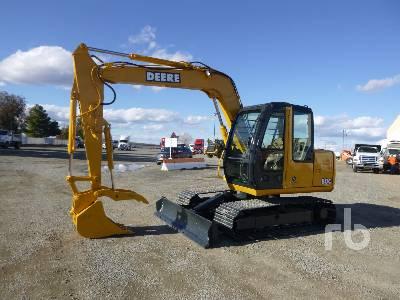 2006 JOHN DEERE 80C Midi Excavator (5 - 9.9 Tons)
