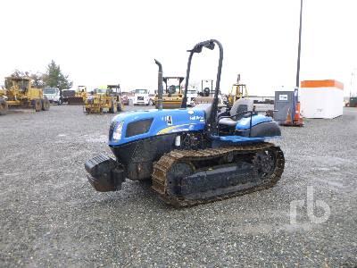 NEW HOLLAND TK4050 Crawler Tractor
