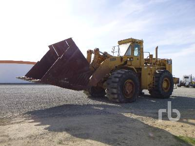 1983 CATERPILLAR 988B (INOPERABLE) Wheel Loader Parts/Stationary Construction-Other