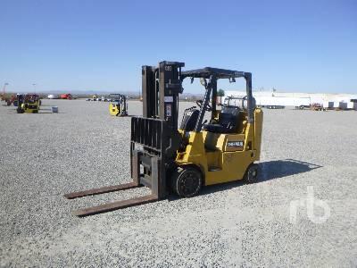 CATERPILLAR GC40KS1 7600 Lb Forklift