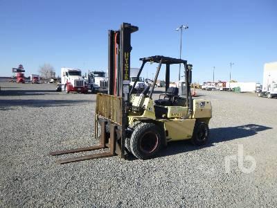 HYSTER XL90 8800 Lb Forklift