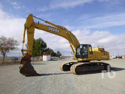 2005 JOHN DEERE 450C LC Hydraulic Excavator