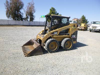 2006 CAT 226B Skid Steer Loader