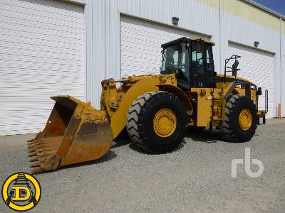 2002 CATERPILLAR 980G Series II Wheel Loader
