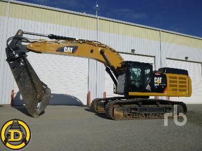 2015 CATERPILLAR 349FL Hydraulic Excavator