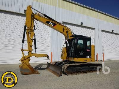 2017 CATERPILLAR 315FL CR Hydraulic Excavator