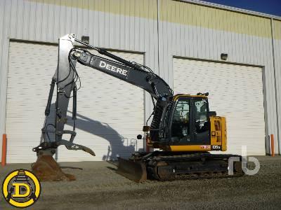 2017 JOHN DEERE 135G Hydraulic Excavator