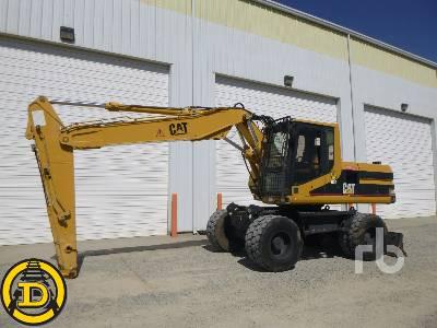 1999 CATERPILLAR M318 Mobile Excavator