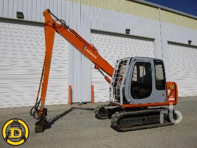2000 HITACHI EX60-5 Midi Excavator (5 - 9.9 Tons)