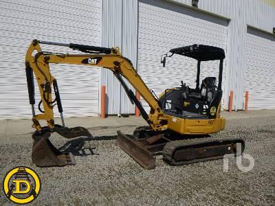 2007 CATERPILLAR 303.5C CR Mini Excavator (1 - 4.9 Tons)