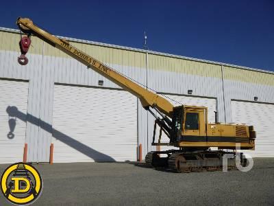 1980 CATERPILLAR 235 70 Ton Crawler Crane