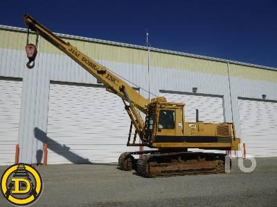 1979 CATERPILLAR 235 45 Ton Crawler Crane