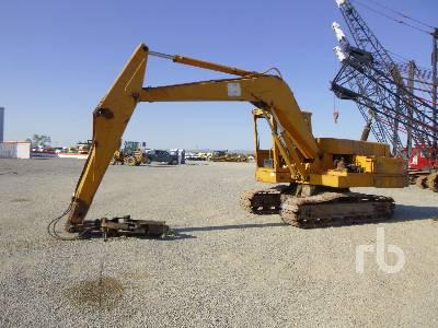 JOHN DEERE JD690 Hydraulic Excavator