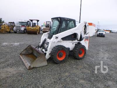 2008 BOBCAT A300 2 Spd High Flow Skid Steer Loader