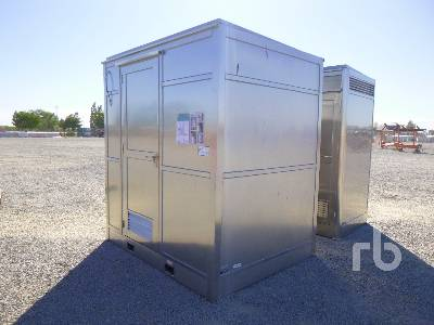 Unused 2021 AUSTIN SPA2217S Skid Mounted Restroom Mobile Structure - Other