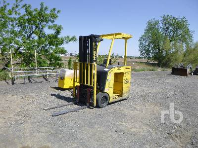 HYSTER E30HSD Electric Forklift Parts/Stationary Construction-Other
