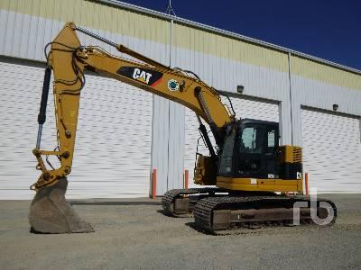 2014 CATERPILLAR 321D LCR Hydraulic Excavator