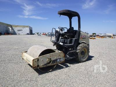 2005 INGERSOLL-RAND SD-45DTF Vibratory Padfoot Compactor