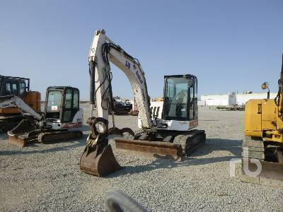2008 BOBCAT 442 Mini Excavator (1 - 4.9 Tons)