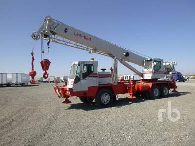 1993 LINK-BELT NTC-835 35 Ton 6x4 Hydraulic Truck Crane
