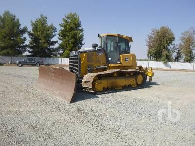 2014 JOHN DEERE 850K LGP XL Crawler Tractor
