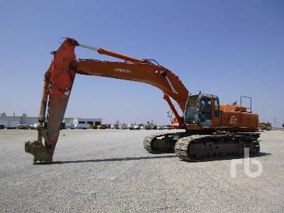 2003 HITACHI ZX600LC VG Hydraulic Excavator