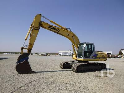 2006 KOBELCO SK210LC Hydraulic Excavator