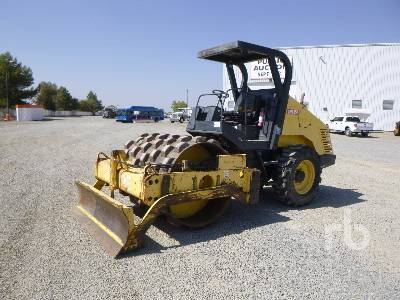 2003 BOMAG BW177PDH/3 Vibratory Padfoot Compactor