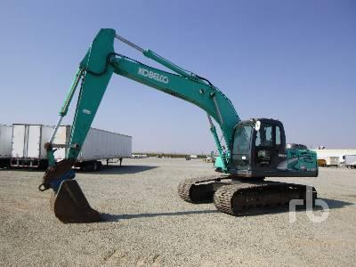 2007 KOBELCO SK200 Hydraulic Excavator