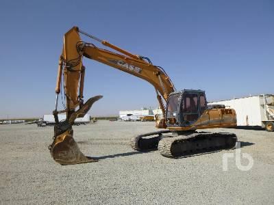2005 CASE CX210 Hydraulic Excavator