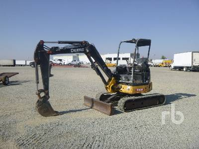 2005 JOHN DEERE 35D Mini Excavator (1 - 4.9 Tons)