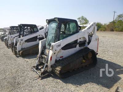 2014 BOBCAT T750 Compact Track Loader Parts/Stationary Construction-Other