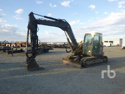 2013 JOHN DEERE 85G Midi Excavator (5 - 9.9 Tons)