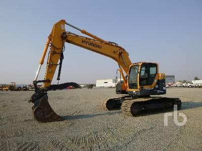 HYUNDAI 235 Hydraulic Excavator