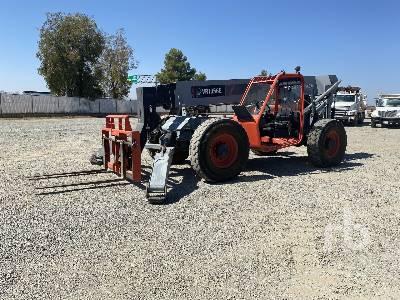 SKYJACK VR1056E 10000 Lb 4x4x4 Telescopic Forklift