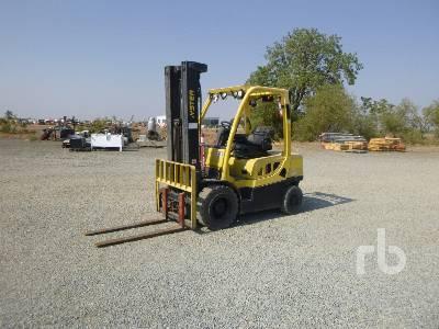 HYSTER H50FT 4750 Lb Forklift
